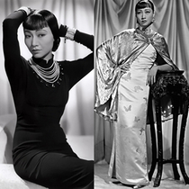 华裔女星,中西参半的时尚方式