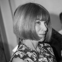 VOGUE专访Anna Wintour