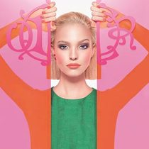 Dior迪奥2015春季妆容——色彩王国