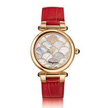 Salvatore Ferragamo推出情人节特别款腕表