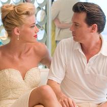 Johnny Depp本周大婚?