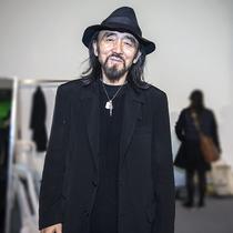 VOGUE专访设计师Yohji Yamamoto