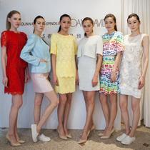 Carolinna Espinosa 2015春夏鞋履系列