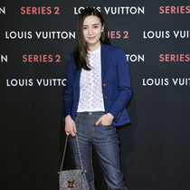 VOGUE专访Louis Vuitton Series2展览嘉宾:宋佳