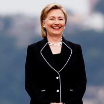 """""""传奇女政客""""希拉里的10件套装"""