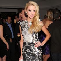时尚闪回: Amber Heard 今昔对比