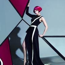 几何构丝 锋芒跨界 沙宣携手顶级设计师品牌型格发布