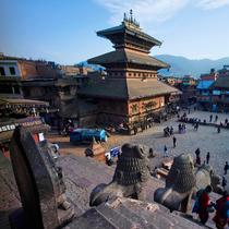 尼泊尔光影 那些遗失的美好