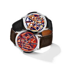 手腕时髦风 这些腕表都有时装元素