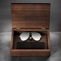 "Brioni推出""Gold Edition 70""周年限量版太阳镜"