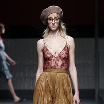 Gucci 2015秋冬女士系列  当代精神——来自于脱离当下思维