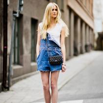 这个夏天牛仔到底!30种方法穿美牛仔裤