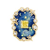 不可思议的珠宝材质-特色工艺
