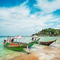 除了普吉苏梅 泰国还有这八个海岛值得一去