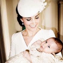 英国小公主又一次萌化了我们的心