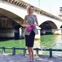看时尚博主怎么准备Dior高定秀