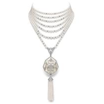 BOUCHERON宝诗龙Bleu de Jodhpur 2015高级珠宝系列