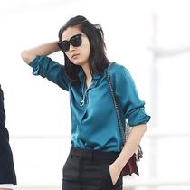 跟韩国明星学搭配 适合亚洲女孩的穿衣术