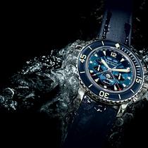 潜水表玩家的心水单 Blancpain宝珀五十噚系列潜水腕表