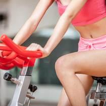 除了瘦腿 动感单车还能帮你塑造性感翘臀