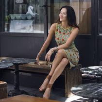 梁伊妮时尚香港一日游 M Missoni2015早秋系列发布