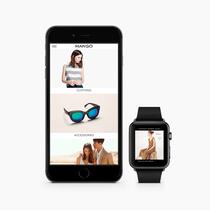 MANGO推出适用于Apple Watch的新应用程序