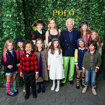 Polo Ralph Lauren 2015童装纽约时装秀