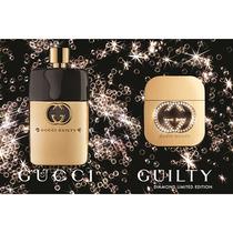 欲望的火花:Gucci Guilty Diamond古驰罪爱永恒淡香水