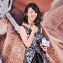 RADO瑞士雷达表全球品牌代言人汤唯现身北京  出席电影《三城记》首映典礼