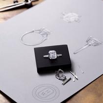 海瑞温斯顿婚嫁珠宝系列,传奇工艺典藏璀璨挚爱