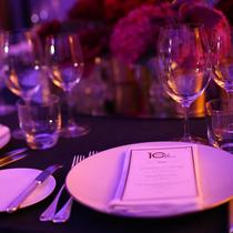 《Vogue服饰与美容》十周年晚宴-活动盛事
