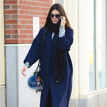 任何身高 都有一件适合的长大衣