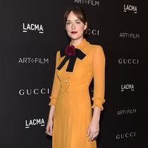 众星穿着Gucci出席第5届LACMA艺术与电影盛典