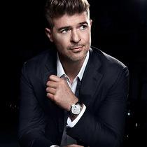 海瑞温斯顿宣布 美国歌手 罗宾•  西克 出任 品牌腕表系列 形象大使