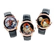三猴舒臂启新年  芝柏表首度推出猴年限量版腕表