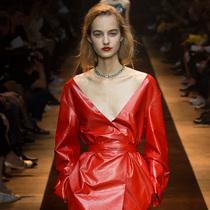 2016春夏趋势:新春红裙