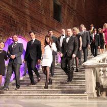首届全球变革大奖颁奖典礼在瑞典举行
