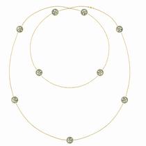 色彩缤纷的Dior 高级珠宝Rose des Vents(罗盘玫瑰)系列