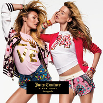 Juicy Couture 2016春季广告发布