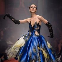 时装周进行时 最值得关注的彩票九位模特-超模档案