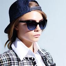 Chanel 2016春夏眼镜系列广告大片