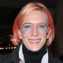 这些时髦老太太证明 彩虹发色不是年轻人专利!