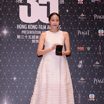 第三十五届香港电影金像奖颁奖典礼花絮 主题赞助伯爵与众星闪耀红地毯