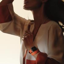 Apple Watch Hermès爱马仕表带即日起单独出售并推出全新色彩