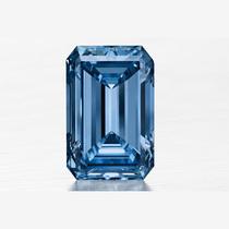 """戴比尔斯钻石珠宝见证""""奥本海默蓝钻""""荣耀成交"""