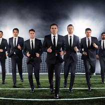 HUGO BOSS为德国国家足球队征战2016年欧洲杯打造战衣