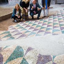 宝格丽支持罗马卡拉卡拉浴场修缮工程 古老马赛克地砖焕发新生-行业动态