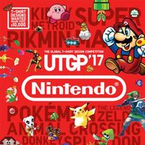 """优衣库2017 UT设计大奖赛将以""""任天堂""""为主题"""
