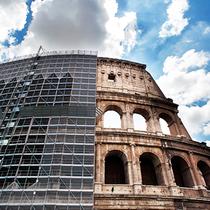 TOD'S集团资助罗马斗兽场修缮工程,将意大利象征归还于世界