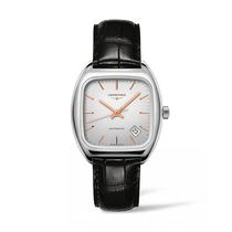 浪琴表推出经典复刻系列1969枕形腕表:彰显简约魅力